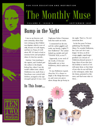 September – Bump in the Night