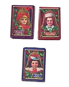 Holly Bells Wrappers