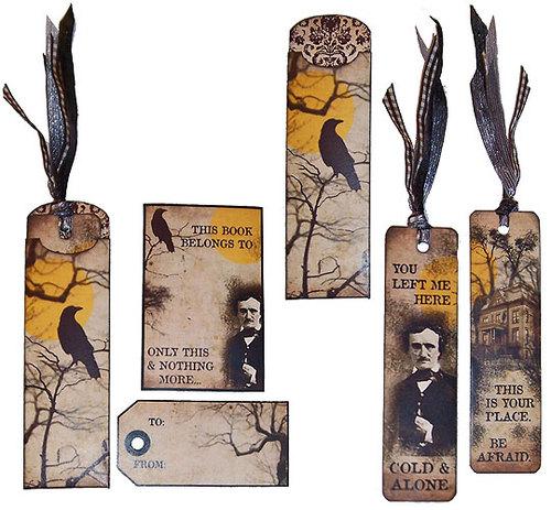 Cold & Alone Bookmark Set