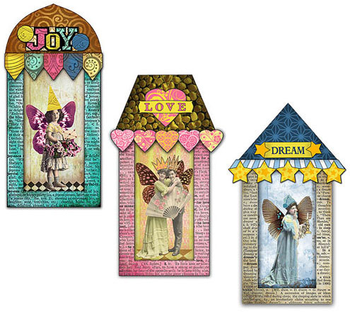 Fairy Houses Kit