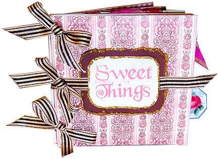 Sweet Things Book