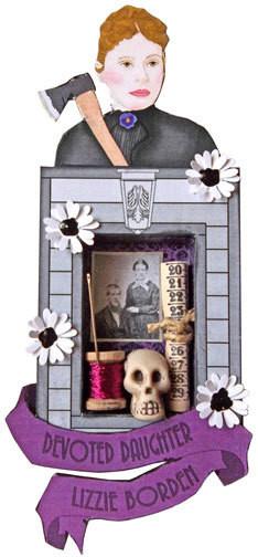 Lizzie Borden Shrine