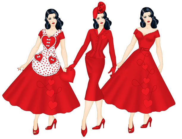 Betty Red Hot Add-Ons