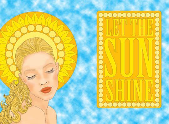 Let the Sun Shine Kit