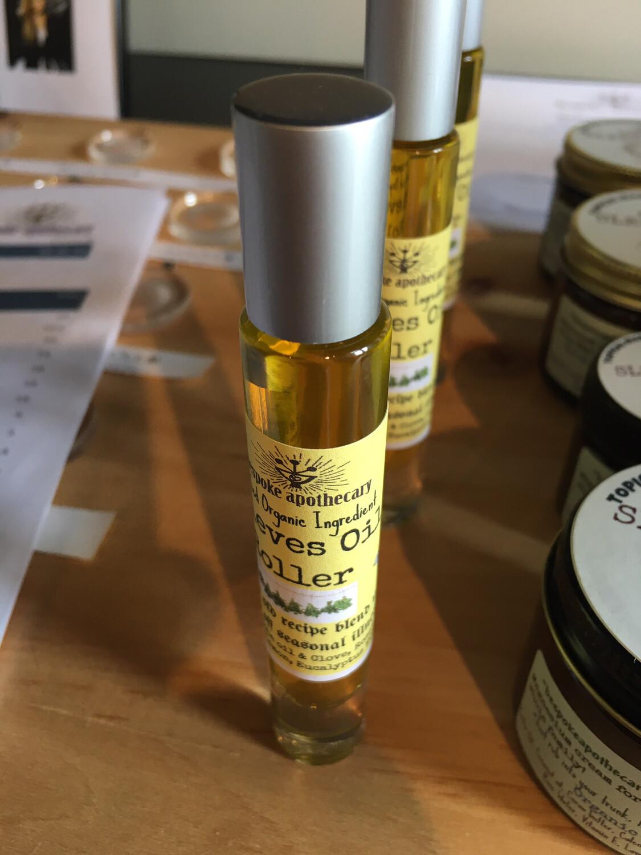 10 ml organic Thieves oil immunity roller