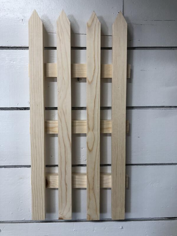 Seasonal Fence Hanger (Base)
