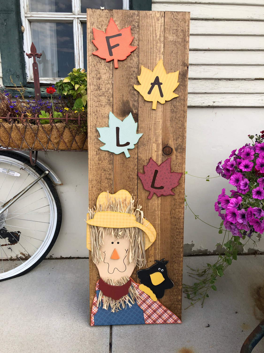 Fall Porch Board Kit