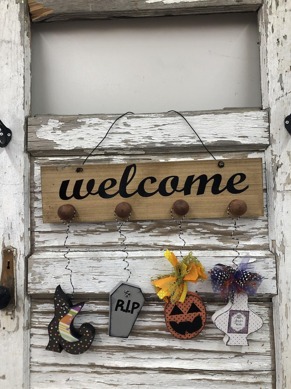 Dangler Kit: Halloween