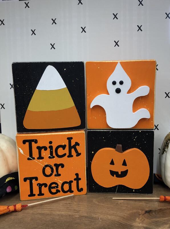 Halloween Funky Blocks