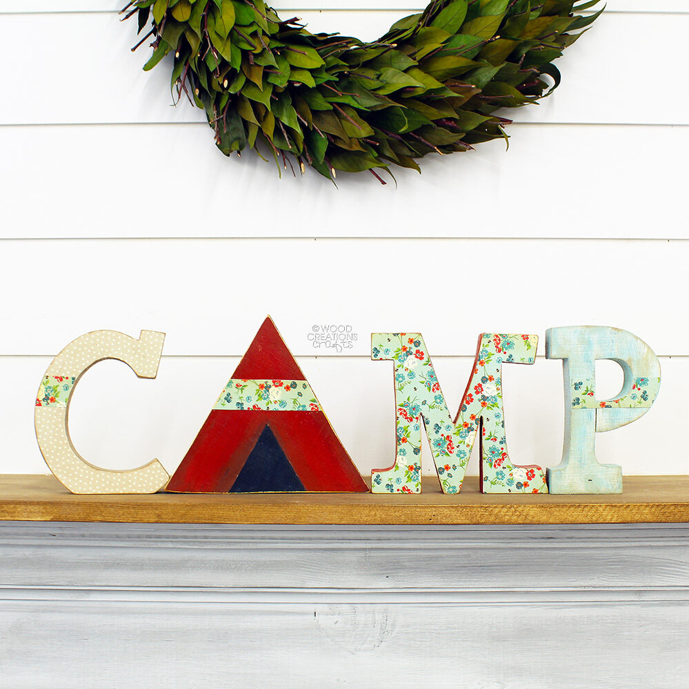 Camp Word 2018
