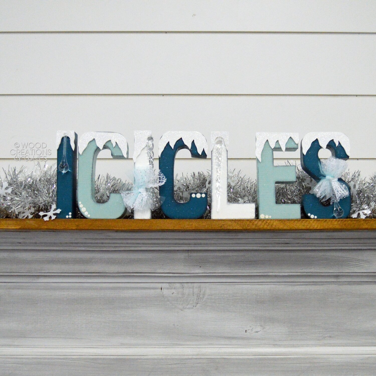 Icicles Word