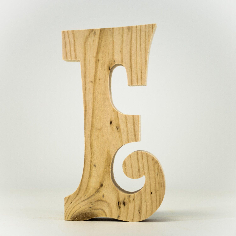 Alphabet - Fancy Uppercase - E