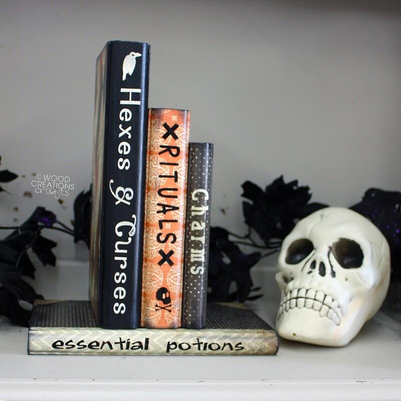 Spell Books '18