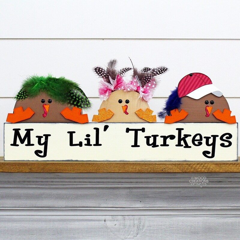Lil' Turkeys 2018
