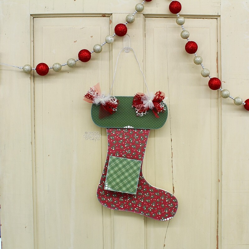 Stocking Door Hanger 2018