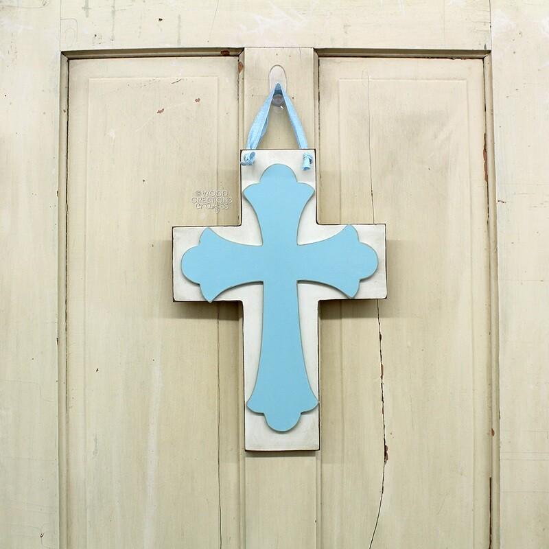 Cross Door Hanger