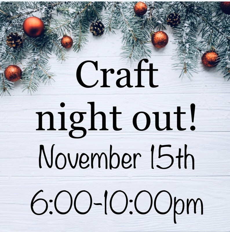 Ladies Night Out - November 15th