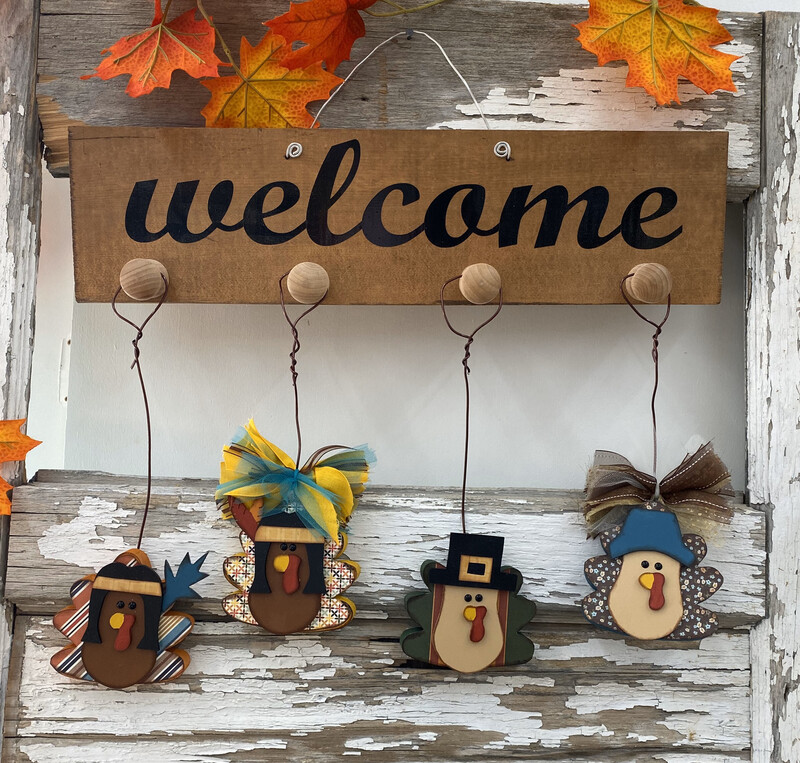 Dangler Kit: Thanksgiving
