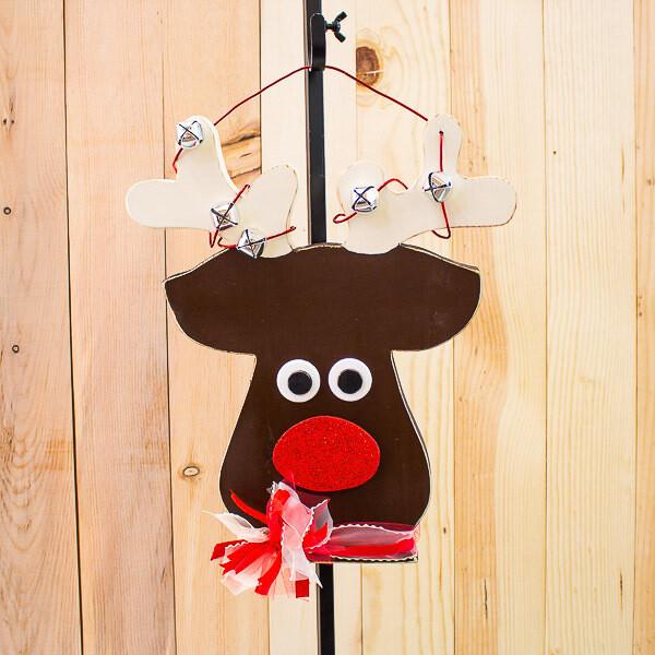 Hanging Reindeer