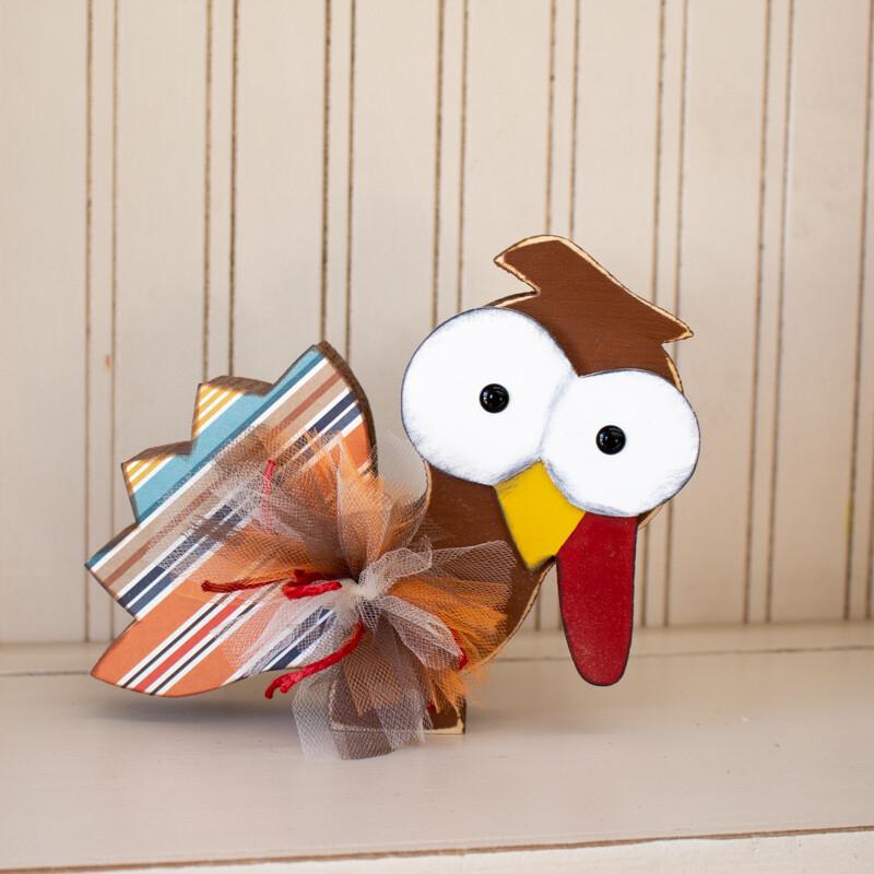 Corkey Turkey