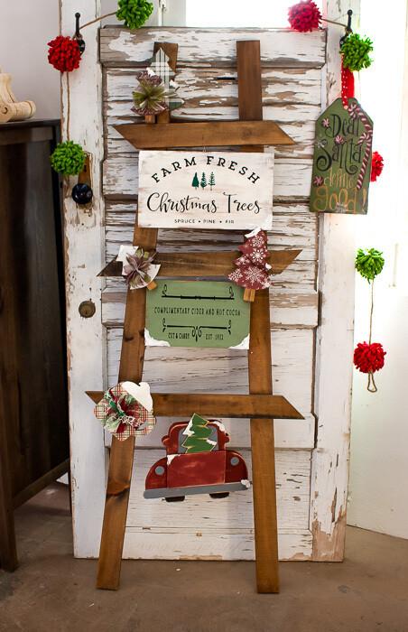 Christmas Ladder Kit