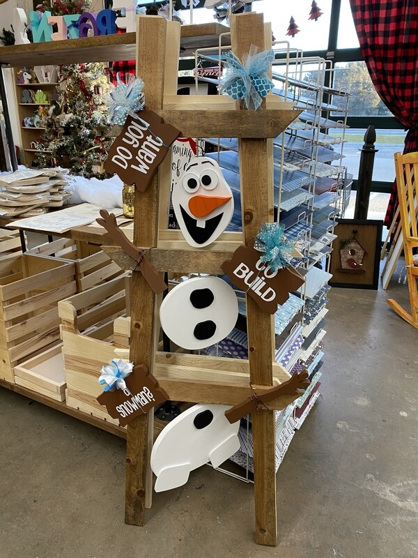 Winter Ladder Kit