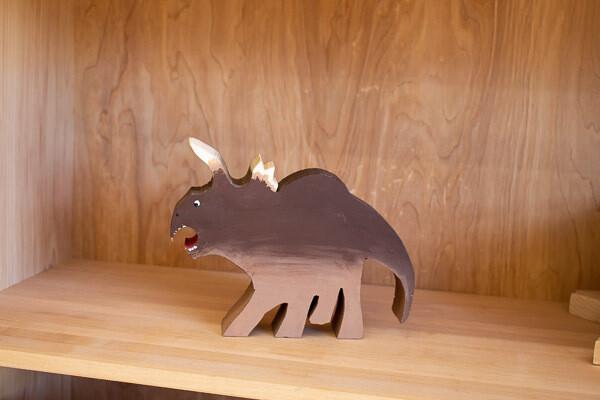 Dinosaur: Triceratops