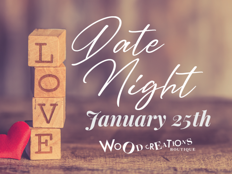 Date Night - January 25th