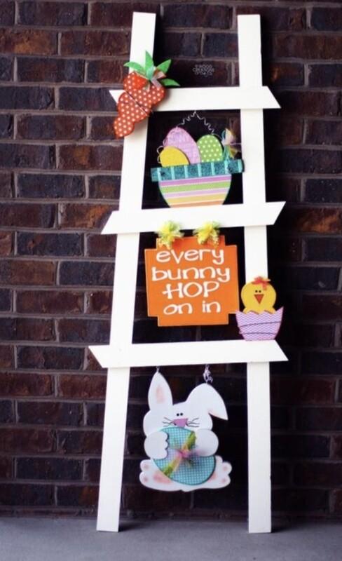 Ladder Kit: Easter 2019