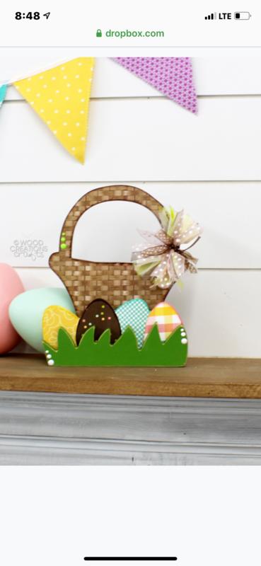 Easter Basket Stackables 2019