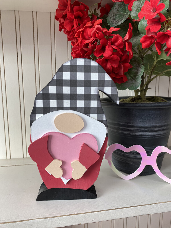 Valentine's Gnome