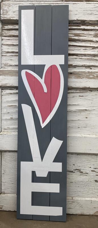 Love Porch Board