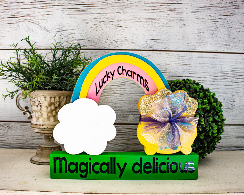 Lucky Charms Fiver: Rainbow