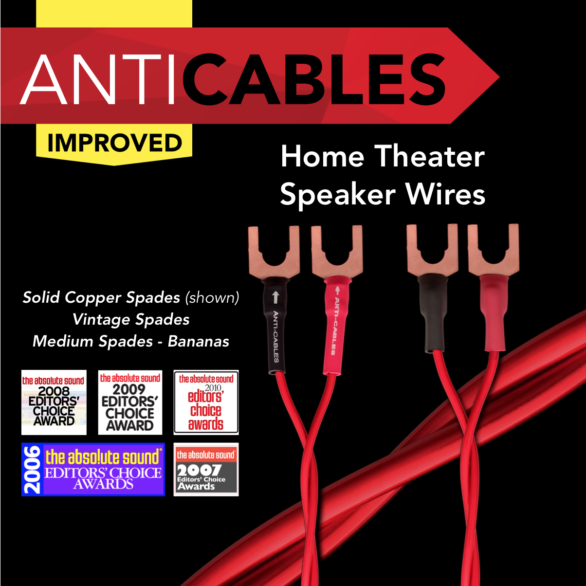 Home Theater Speaker Wires on