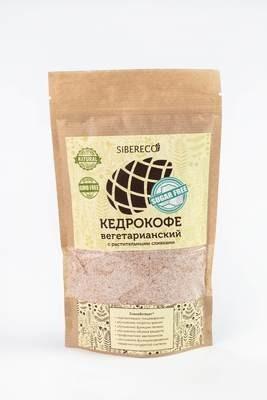 Кедрокофе Вегетарианский на растительных сливках без сахара 90г