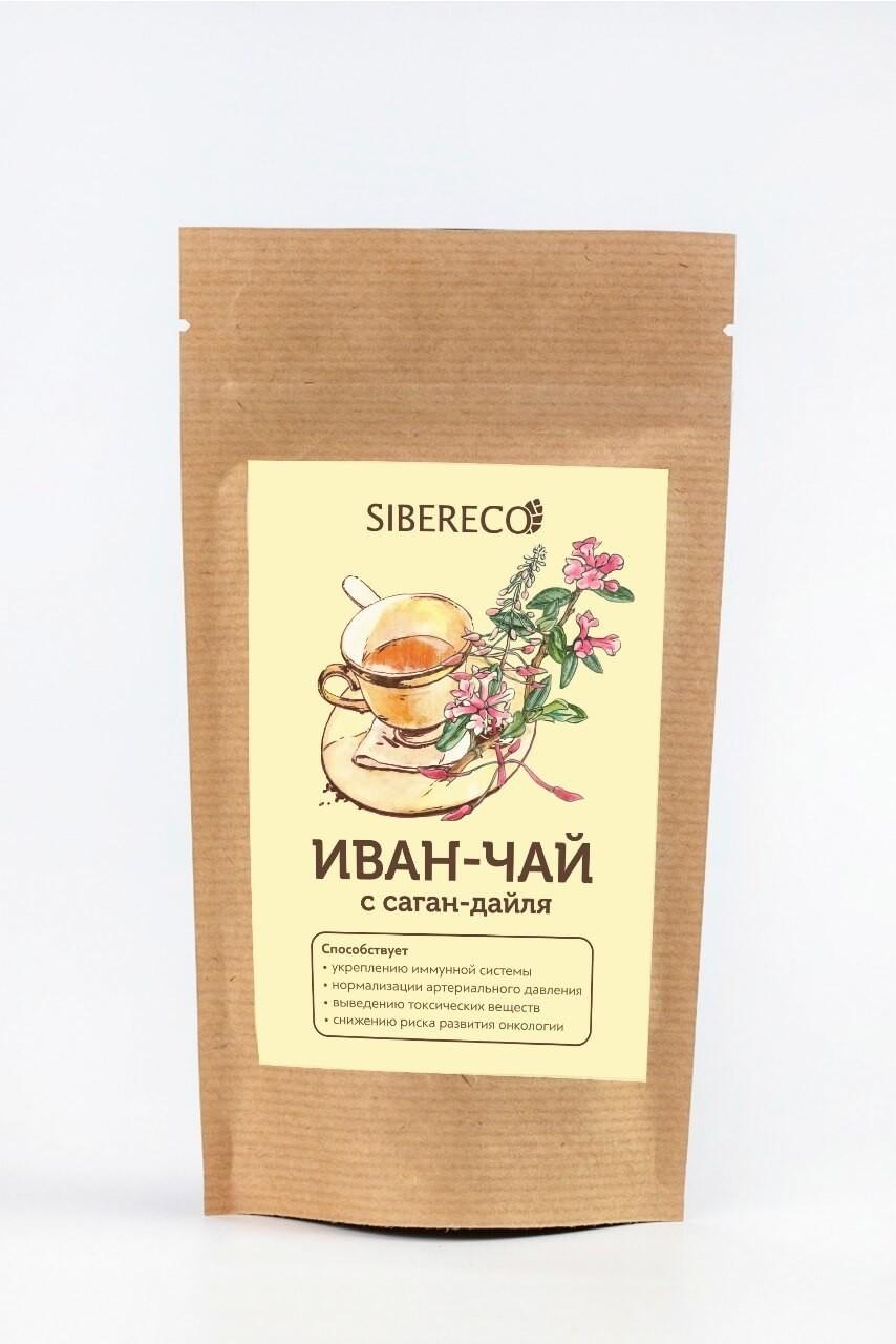 Иван-чай и саган-дайля 50г