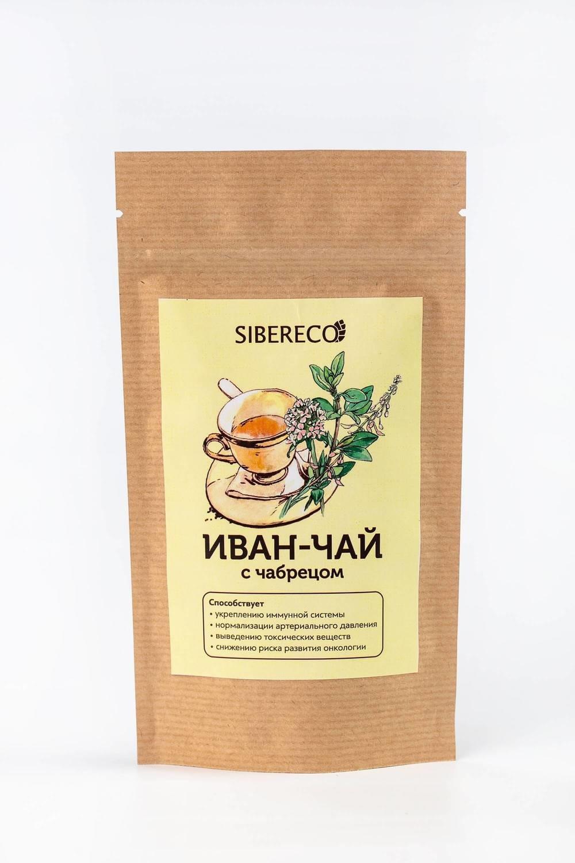 Иван-чай с чабрецом 50г