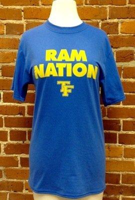 T-shirt Ram Nation TF, AS