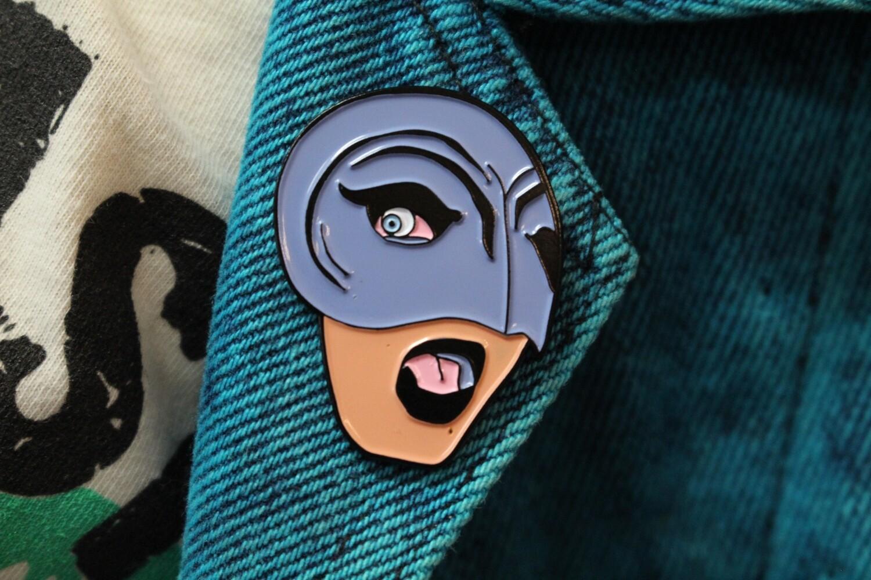 Phantom of the Paradise Pin