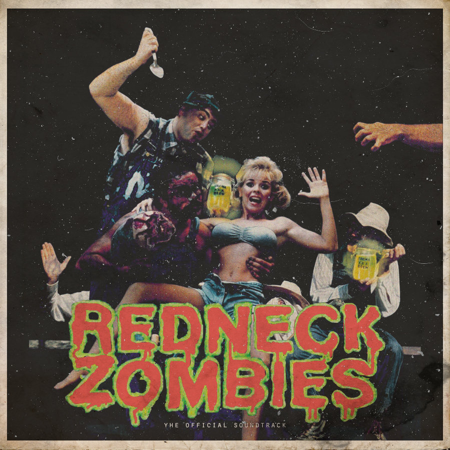 Redneck Zombies OST LP