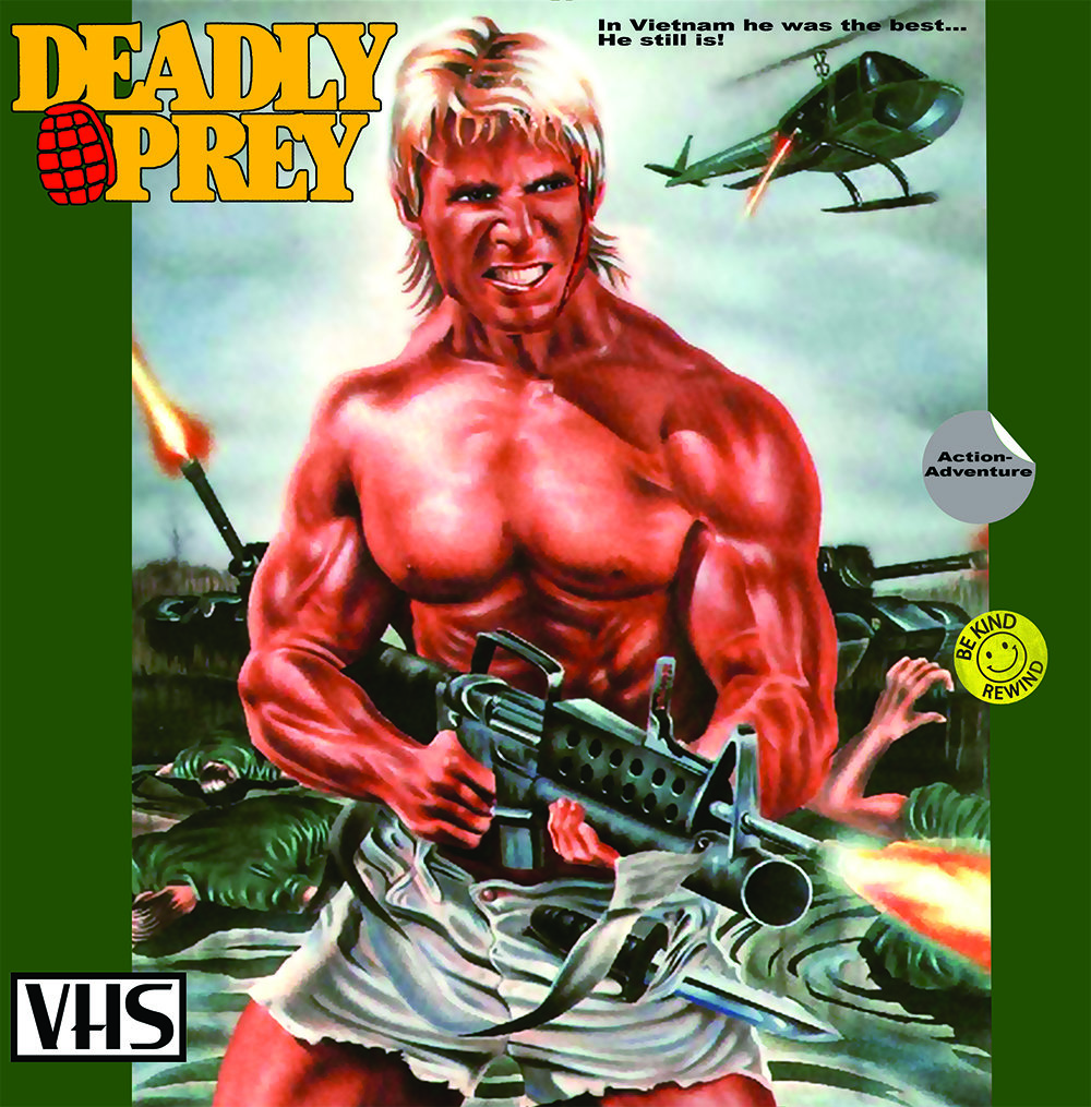 Deadly Prey OST LP