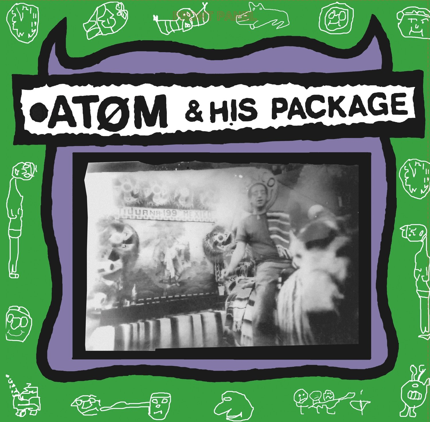 Atom and His Package - S/T