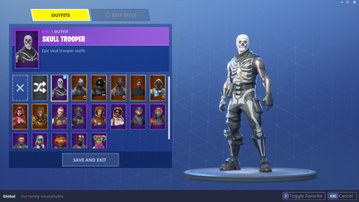 How much do fortnite accounts sell for