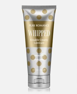 Whipped Vanilla Cupcake Creamy Lubricant
