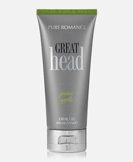 Great Head Green Apple Oral Delight Gel
