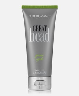 Great Head Green Apple Oral Delight Gel