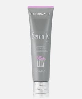 Serenity Water Lily Aromatherapy Massage Lotion