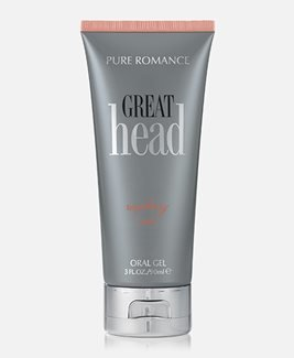 Great Head Raspberry Rose Oral Delight Gel