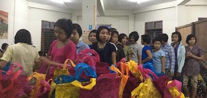 Hygiene Bag for Girls and Boys