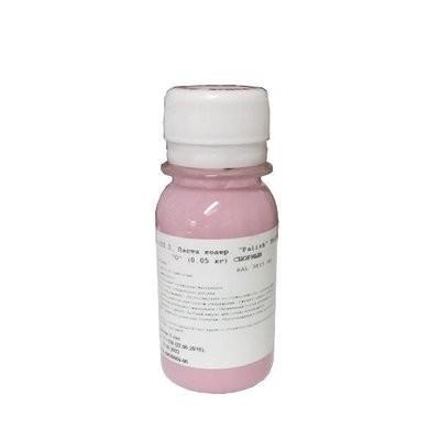 Светло-розовый краситель